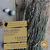 Play & Download Balakirev: Eight Songs from the Album
