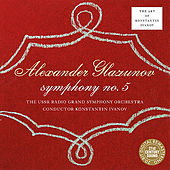 Play & Download Glazunov: Symphony No. 5 by Konstantin Ivanov | Napster