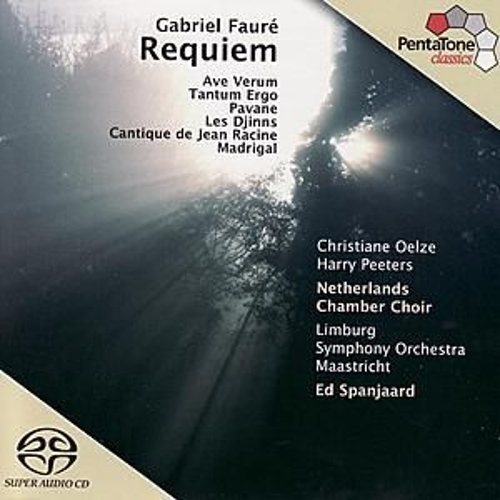 FAURE: Requiem, Op. 48 / Pavane, Op. 50 by Various Artists