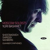 Play & Download Shostakovich/Sviridov/Vainberg/Moscow Soloists/Bashmet by Moscow Soloists; Yuri Bashmet | Napster