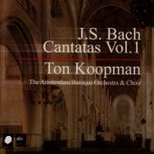 J.S. Bach Cantatas Vol. 1 by Ton Koopman