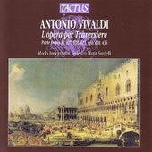 Antonio Vivaldi: L 'Opera per Traversiere by Modo Antiquo