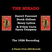 Play & Download The Mikado (1926 Version) by Dannell Fancourt | Napster