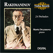 Play & Download Rachmaninoff: 24 Preludes by Marta Deyanova | Napster