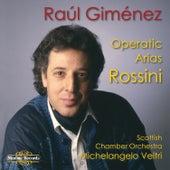 Rossini: Operatic Arias by Raùl Giminéz