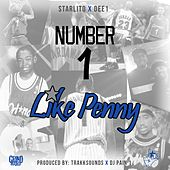 Play & Download Number 1 / Like Penny (feat. Dee-1) - Single by Starlito | Napster