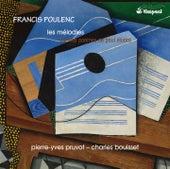 Play & Download Poulenc: Les mélodies sur des poèmes de Paul Éluard by Pierre-Yves Pruvot | Napster