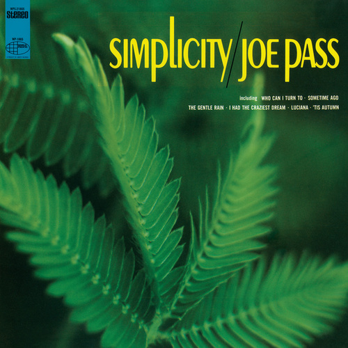 Play & Download Simplicity by Joe Pass | Napster