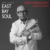 East Bay Soul Didn't Wanna Do It (Urban Remix) - Single by Greg Adams