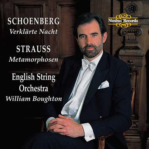 Strauss: Metamorphosen - Schoenberg: Verklärte Nacht by English String Orchestra