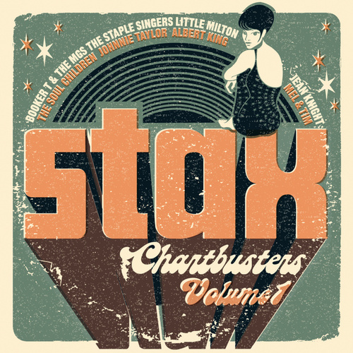 Play & Download Stax Chartbusters, Vol. 1 by Various Artists | Napster