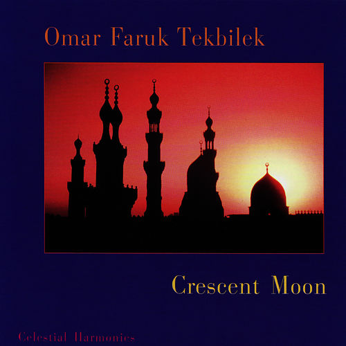 Crescent Moon by Omar Faruk Tekbilek