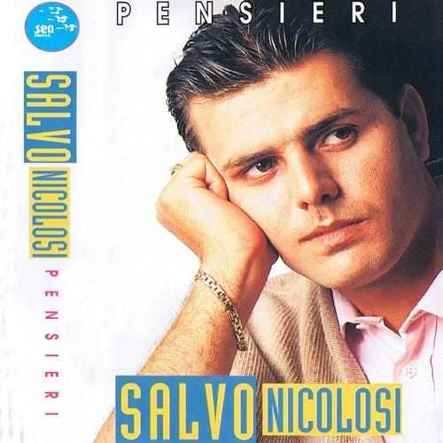 Pensieri by Salvo Nicolosi