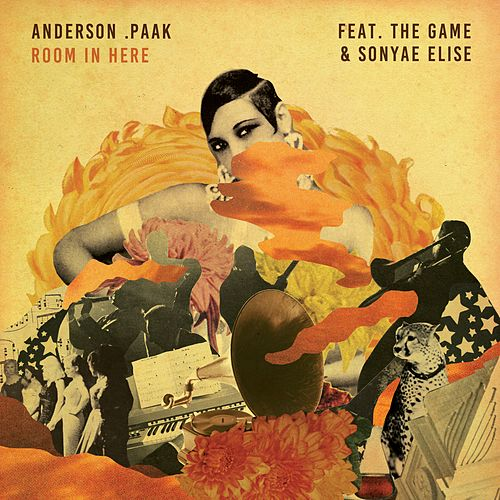 Room In Here (feat. The Game) - Single by Anderson .Paak
