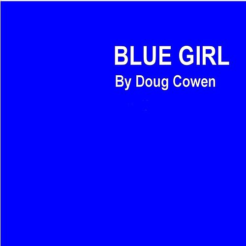 Blue Girl by Doug Cowen