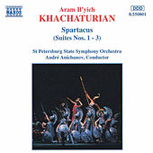 Play & Download Spartacus (Suites Nos. 1 - 3) by Aram Ilyich Khachaturian | Napster