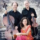 Play & Download Romantic Russian Piano Trios by Trio Ceresio | Napster