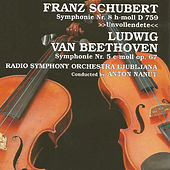 Play & Download Franz Schubert, Ludwin van Beethoven by Radio Symphony Orchestra Ljubljana | Napster