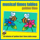 Musical Times Tables - Golden Time by Kidzone