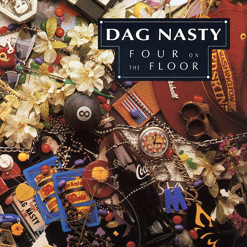 Play & Download Four on the Floor by Dag Nasty | Napster