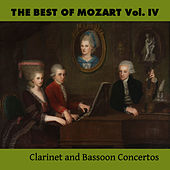 The Best of Mozart Vol. IV, Clarinet and Bassoon Concertos by Various Artists