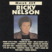 The Best of Rick Nelson [Capitol/EMI] by Rick Nelson