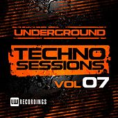 Underground Techno Sessions, Vol. 7 - EP by Various Artists