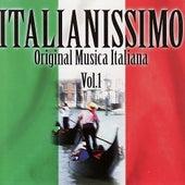 Italianissimo: Original Musica Italiana Vol. 1 by Various Artists