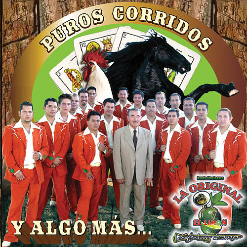 Puros Corridos y Algo Mas by Various Artists