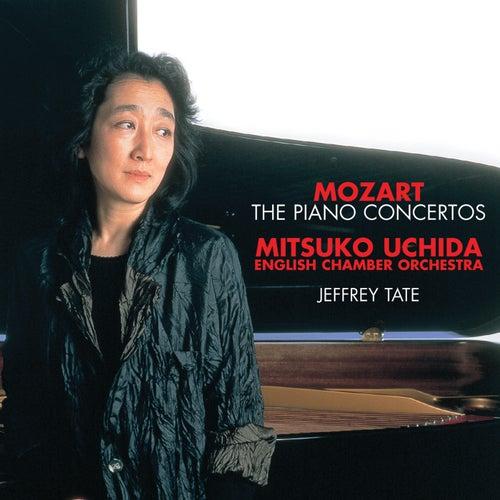 Mozart: Piano Concertos by Mitsuko Uchida