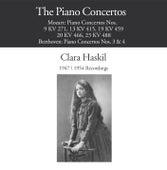 Mozart & Beethoven: Piano Concertos by Clara Haskil