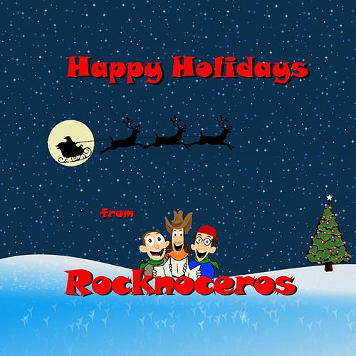 Happy Holidays by Rocknoceros