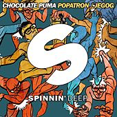 Play & Download Popatron / Jegog EP by Chocolate Puma   Napster