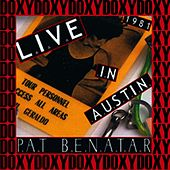 King Biscuit Flower Hour, Austin, October 6th, 1981 (Doxy Collection, Remastered, Live on Fm Broadcasting) de Pat Benatar