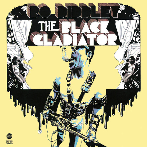 The Black Gladiator by Bo Diddley