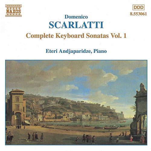 Play & Download Complete Keyboard Sonatas Vol. 1 by Domenico Scarlatti | Napster