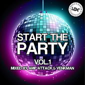Start The Party, Vol. 1 - EP by Various Artists