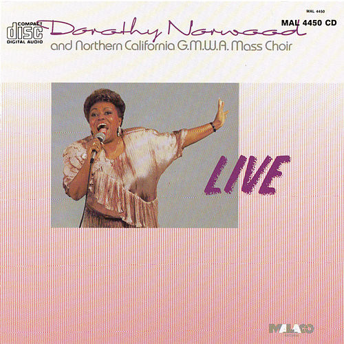 Play & Download Live by Dorothy Norwood | Napster