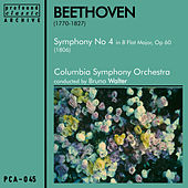 Play & Download Beethoven: Symphony No. 4 in B-Flat Major, Op. 60 by Columbia Symphony Orchestra | Napster