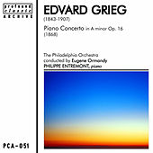 Play & Download Grieg: Piano Concerto in A Minor, Op. 16 by Philippe Entremont | Napster