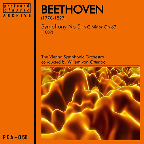 Beethoven: Symphony No. 5 in C Minor, Op. 67 by Vienna Symphonic Orchestra