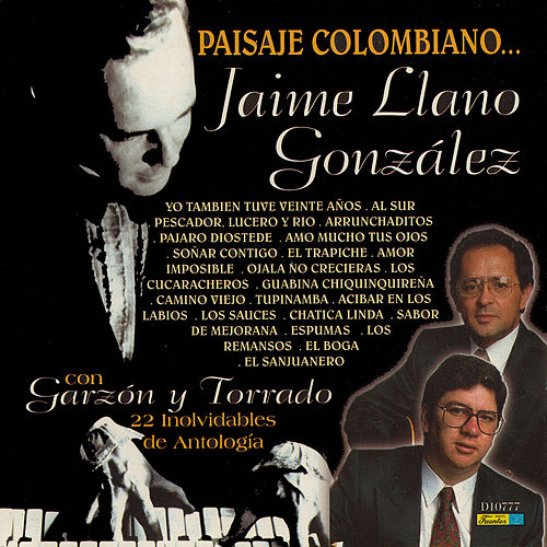 Play & Download Paisaje Colombiano by Jaime Llano González | Napster