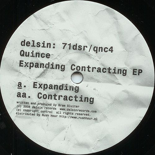 Play & Download Expanding Contracting EP by Quince | Napster