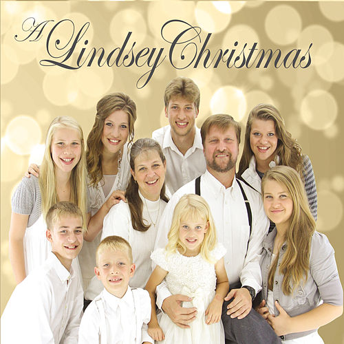A Lindsey Christmas by The Lindsey Family