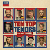 Ten Top Tenors by Various Artists