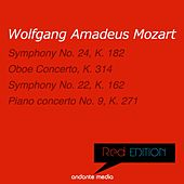 Red Edition - Mozart: Symphony No. 24, K. 182 & No. 22, K. 162 by Various Artists