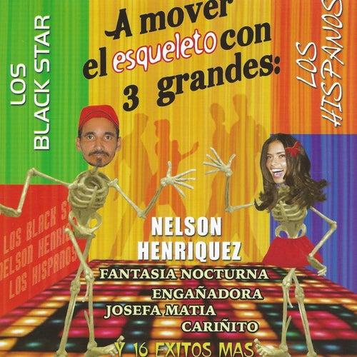 A Mover el Esqueleto Con 3 Grandes by Various Artists