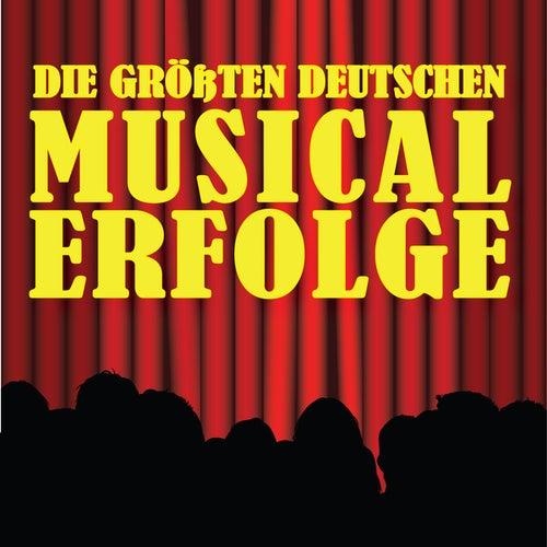 Die größten deutschen Musical-Erfolge by Stage Sound Unlimited