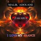 I Love My France by Malik Adouane
