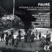Fauré: Intégrale de la musique de chambre avec piano by Various Artists